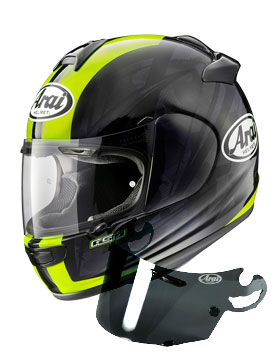 Pack Casque integral Chaser-V