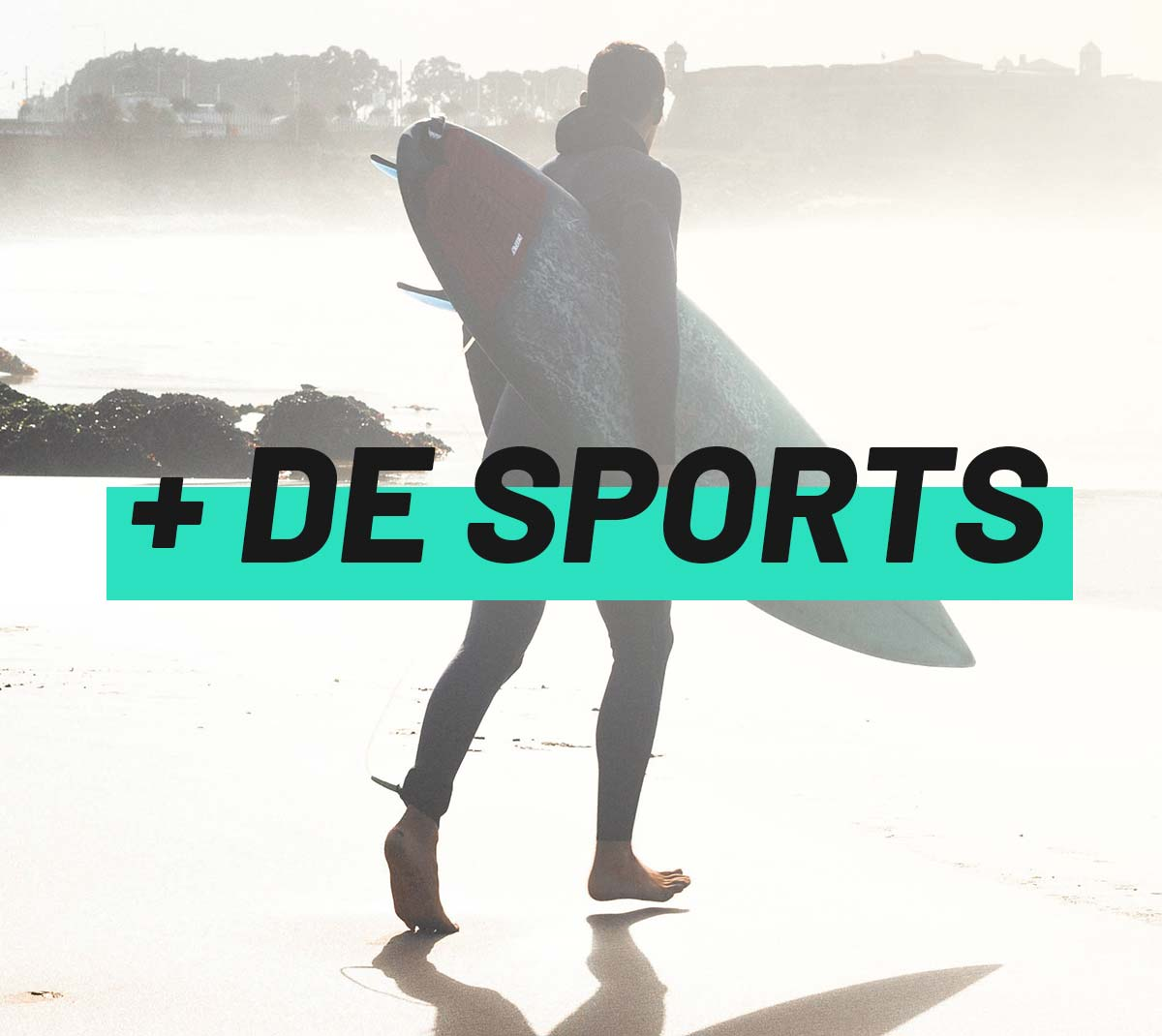 + de sports